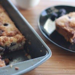 Blueberry Cake – a Farmers Recipe