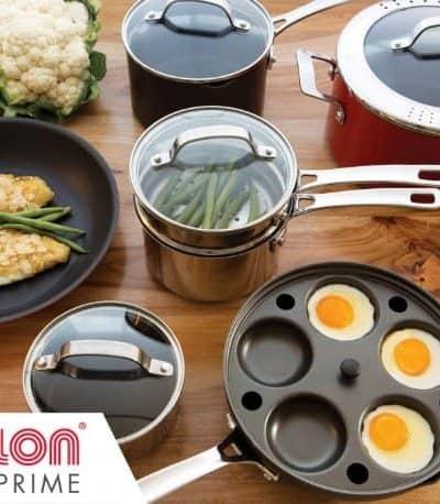 The New Circulon Prime Cookware