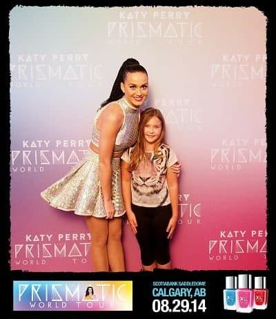 Katy Perry Prismatic World Tour #InstaGLAM