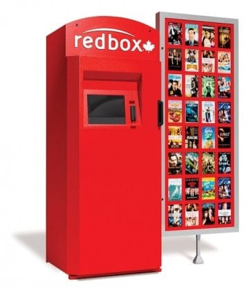 Win Redbox Movies for a Year! #RedboxCanada