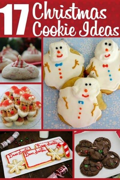 17 Christmas Cookies