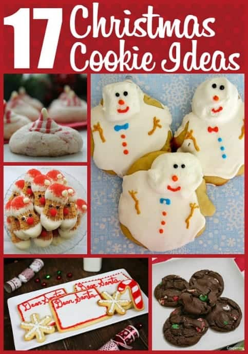 17 Christmas Cookie Ideas