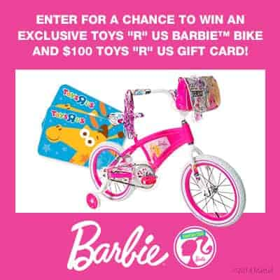 Barbie Favourites Exclusive to Toys R Us!