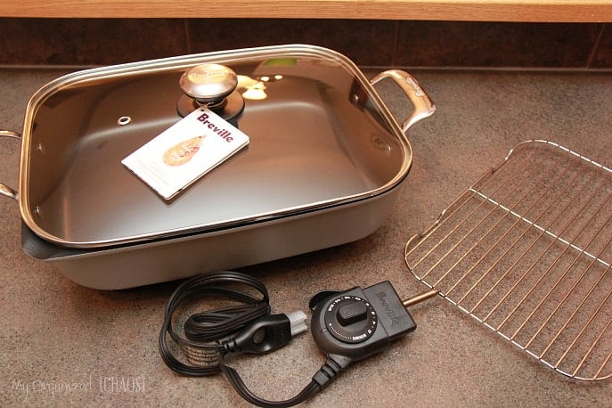 Breville Thermal Pro Electric Frypan