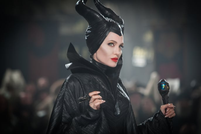 Disney's MALEFICENT review blogger