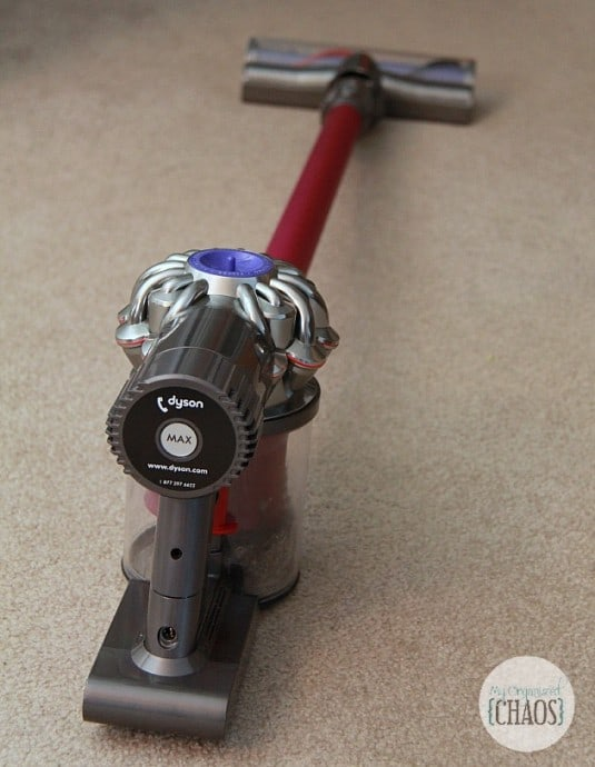 Dyson Digital Slim DC72 Animal cordless vacuum review