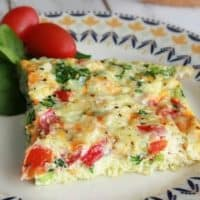 Egg and Vegetable Casserole