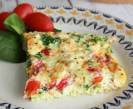 Egg Vegetable Casserole Recipes — Dishmaps