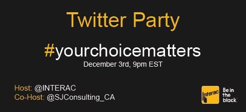 Interac Twitter Party