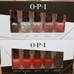 OPI Trend on Ten – 2014 Holiday Gift Set