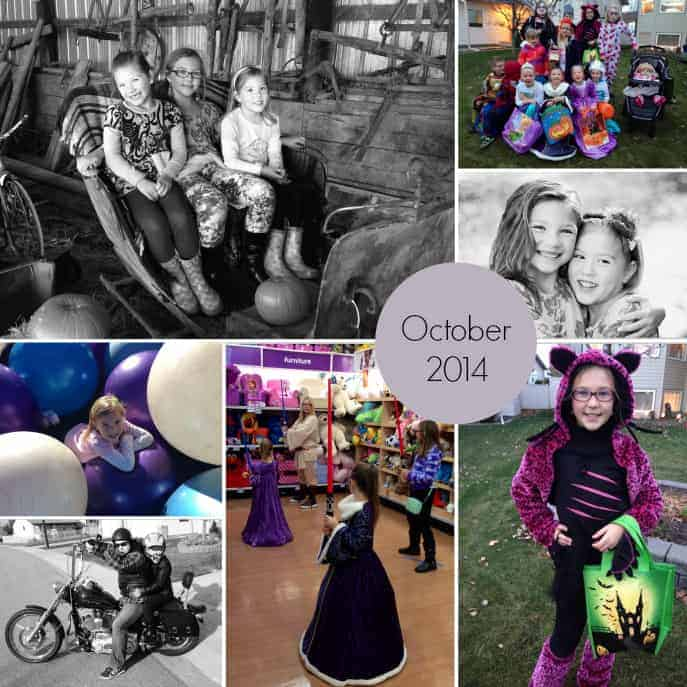 October 2014 month in photos my organizedchaos