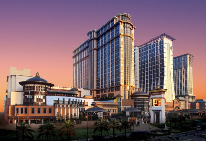 Sheraton macau hong kong family travel