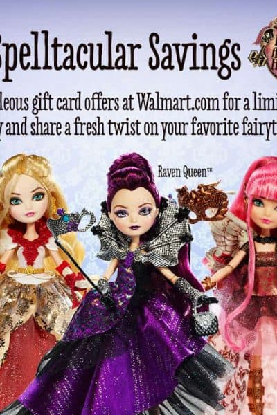 Ever After High – New Dolls and a Sale Alert!