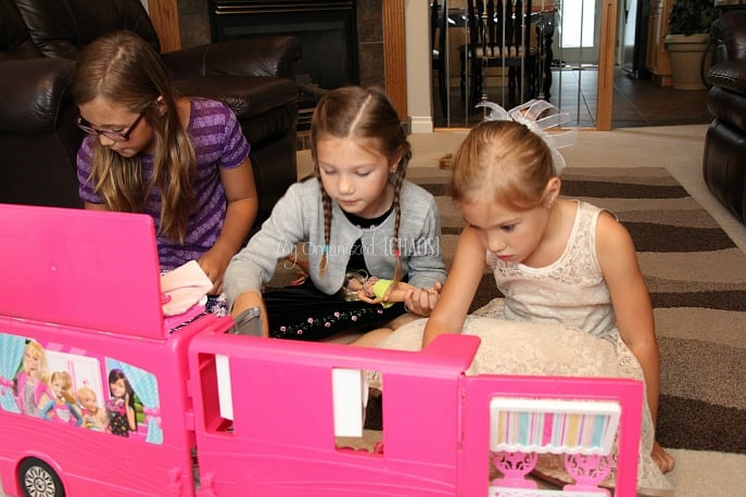 barbie favourites dreamhouse camper