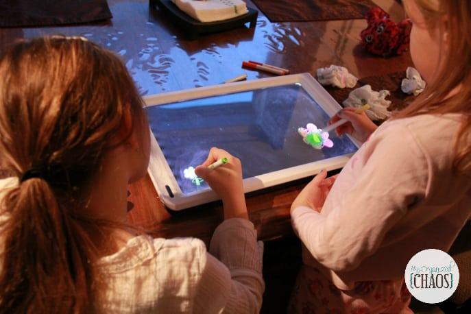 crayola Widescreen Light Designer review