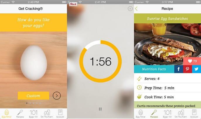 egg timer app canadianeggs