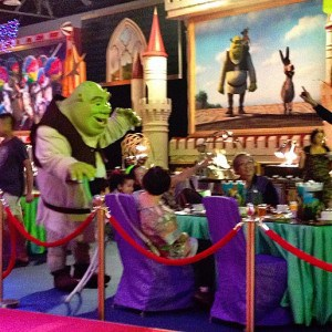 Sheraton Macao Partners with Dreamworks