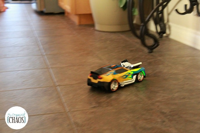hot wheels Hyper Racer RC car