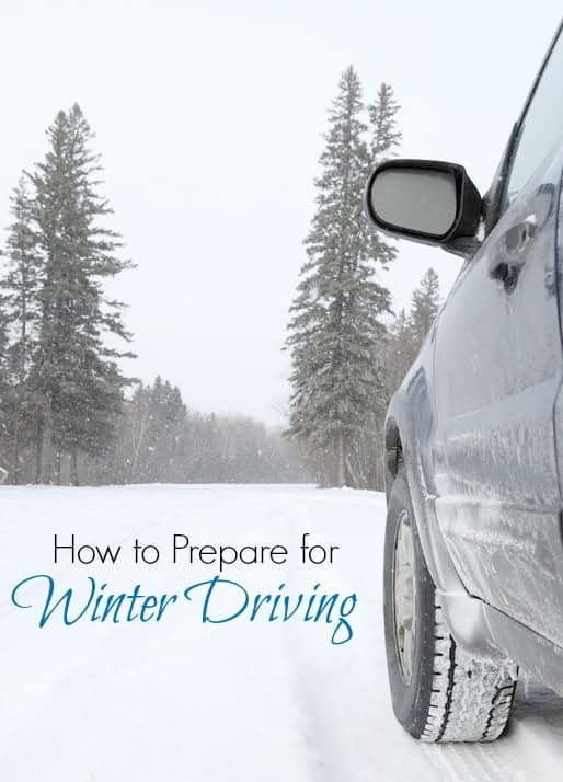 How to Prepare for Winter Driving