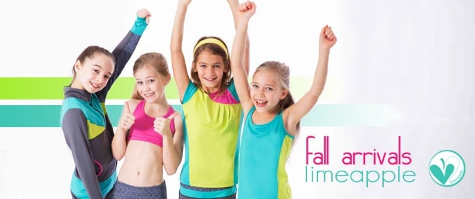 limeapple activewear for girls canada review