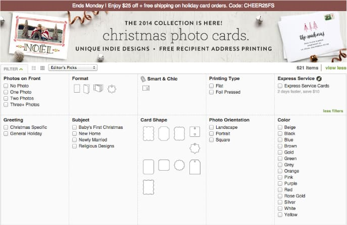 minted cards ordering canada