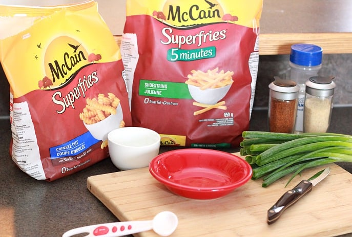modifry mccain superfries recipe