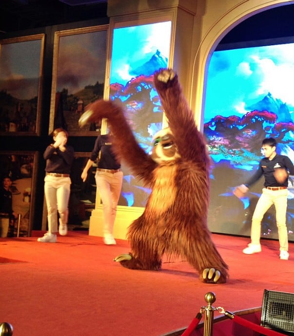 sheraton macao travel dreamworks kids