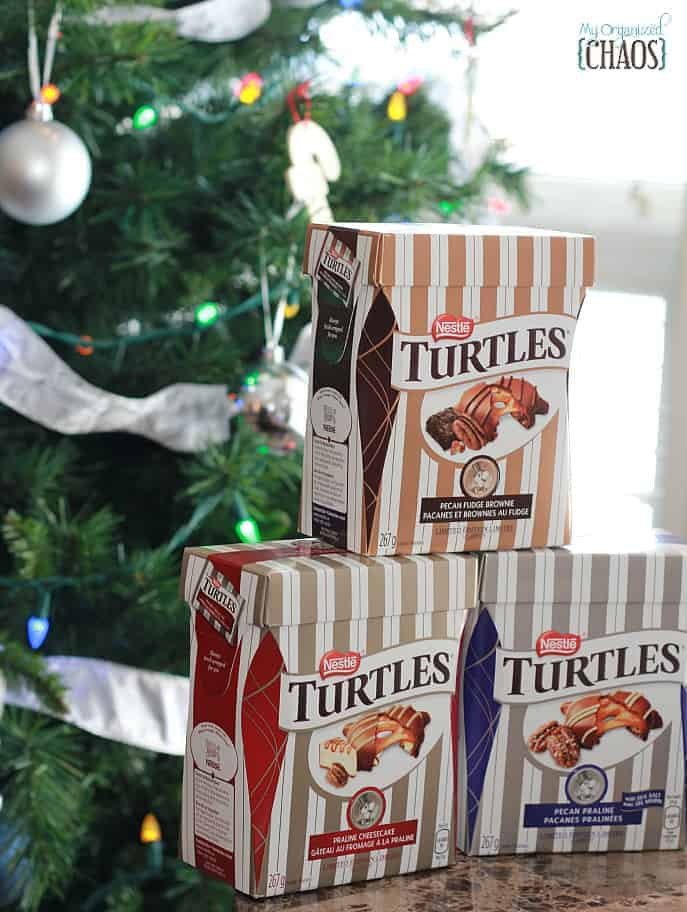 Nestle for the Holidays. Because, Chocolate.