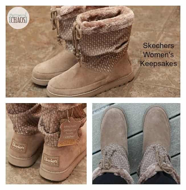Skechers Womens Keepsakes winter boots canada review