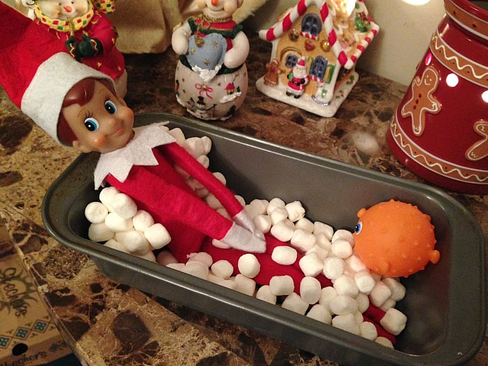 To Elfie - An Apology to Elf on the Shelf