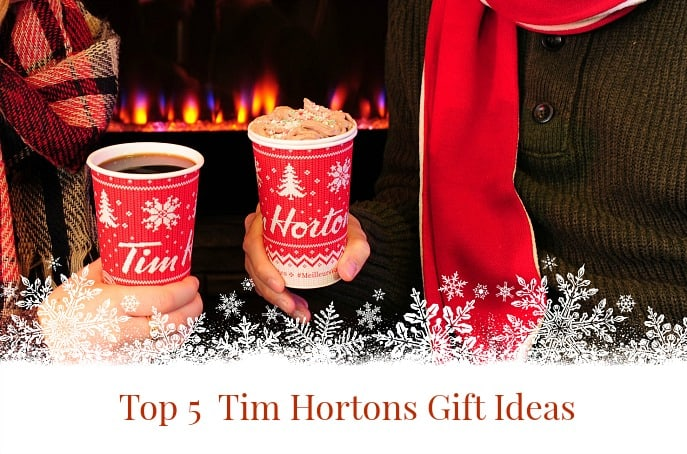 Top 5 Tim Hortons Gift ideas