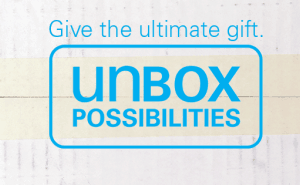 Gifts That Give Back – UNICEF #UnBoxPossibilities