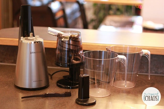 Coway Slow Juicer Review : Juicepresso Slow Pressing Juicer