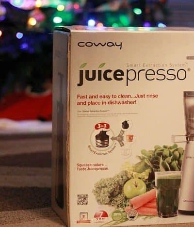 Juicepresso Slow Pressing Juicer