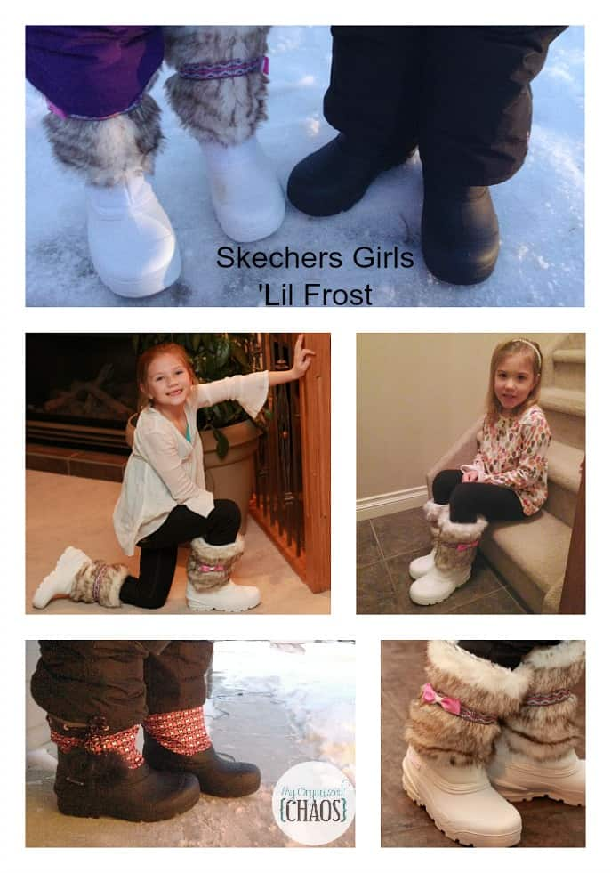 skechers Girls 'Lil Frost boots review