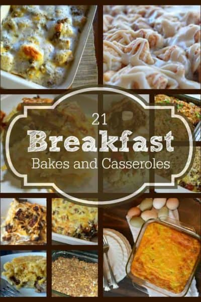 21 Breakfast Bakes and Casseroles