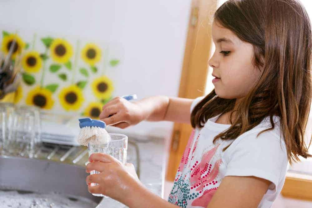 Five Ways to Introduce Chores to your Child