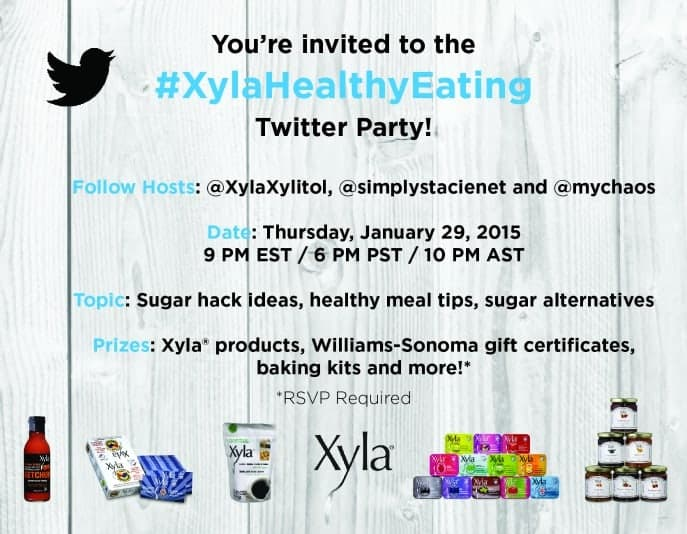 Xyla Twitter Party