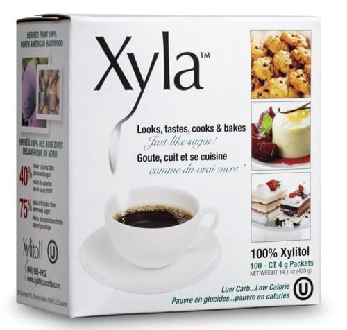 Xyla all-natural sweetner
