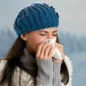 Symptoms of Cold or Flu – and What you can do to Combat them