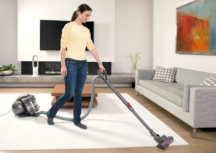 dyson ciinetic science dc78 canister