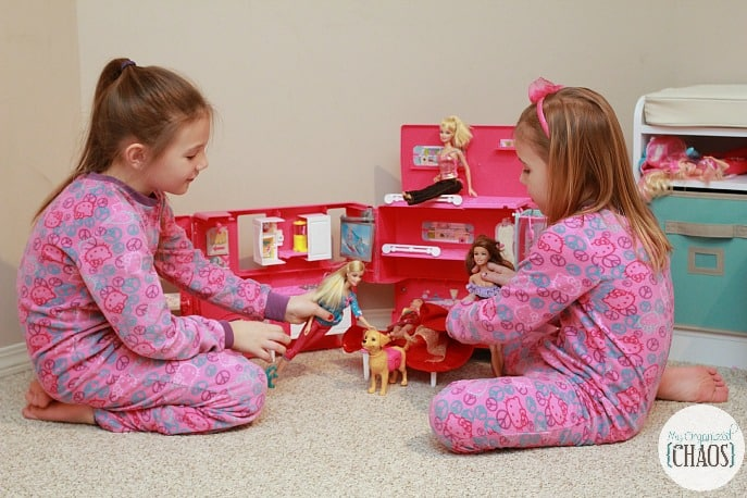 twins sister dynamics barbieproject