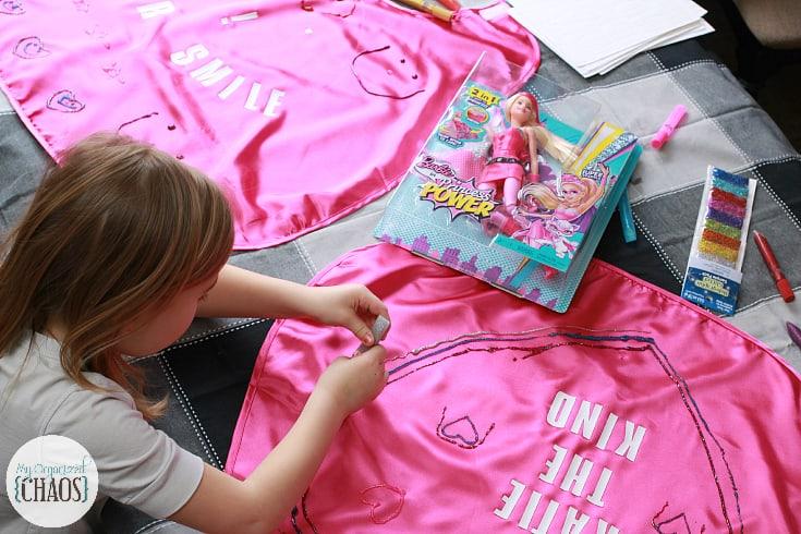 barbie be super princess power dolls kids super powers