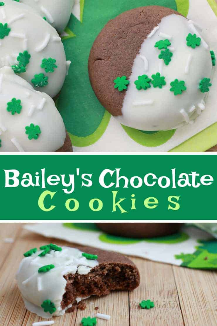 Baileys Chocolate Cookies