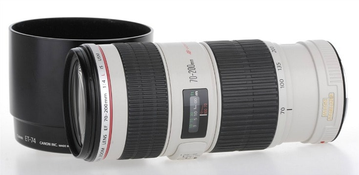 Canon ef 70-200mm f4l is usm canon telephoto