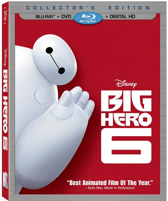 disney big hero 6 review canada