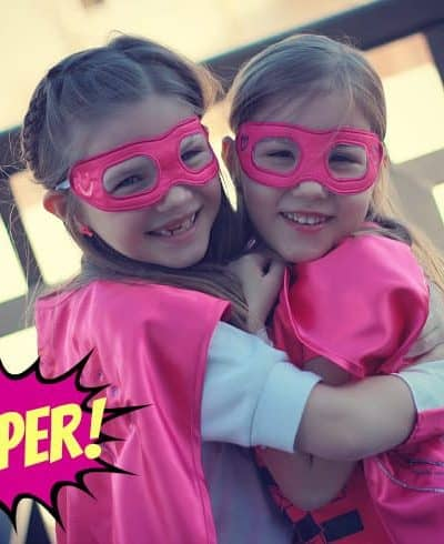 Celebrating the Everyday Superhero  #BeSuper