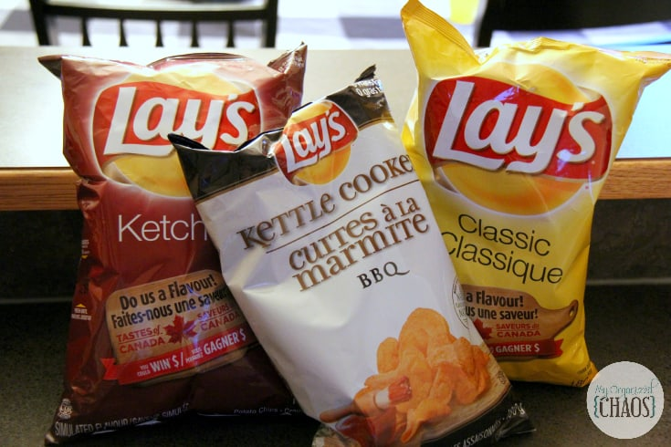 lay's canada do us a flavour chip contest