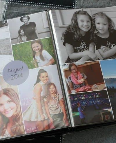 2014 Month in Photos Album