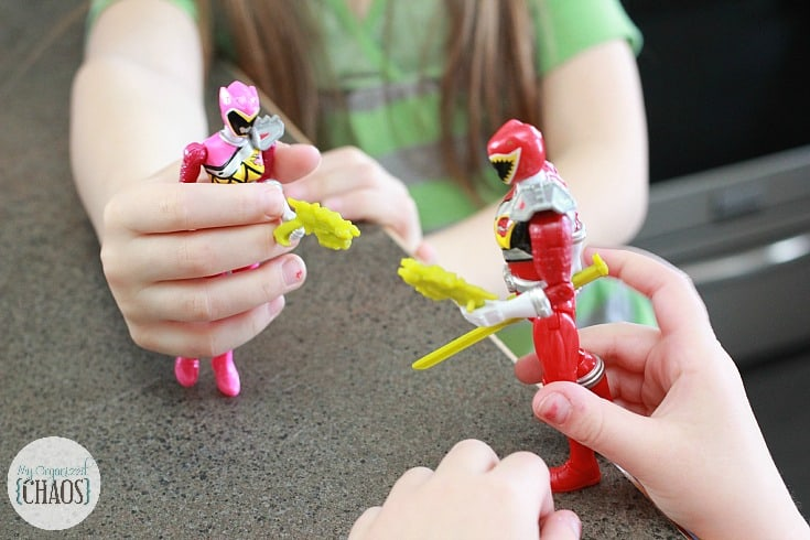 power rangers dino charge review